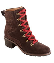 Women's Deerfield Alpine Boots, Lace-Up Mid