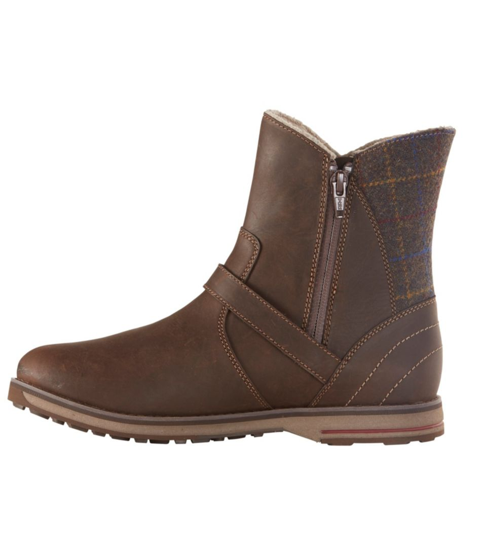 Park Ridge Casual Boots, Mid