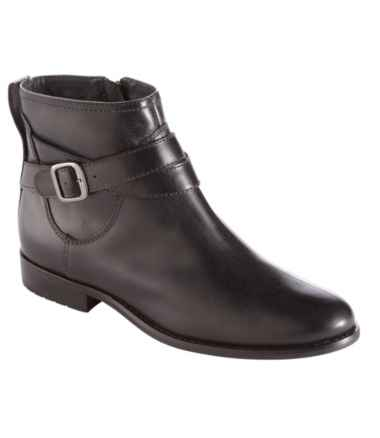 Westport Ankle-Strap Boots