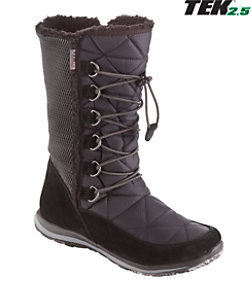 Snowfield Quilted Boots