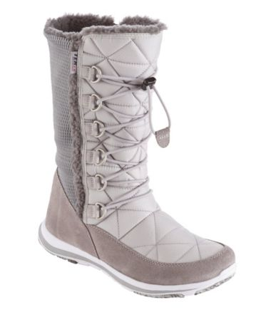 Women's Snowfield Quilted Boots