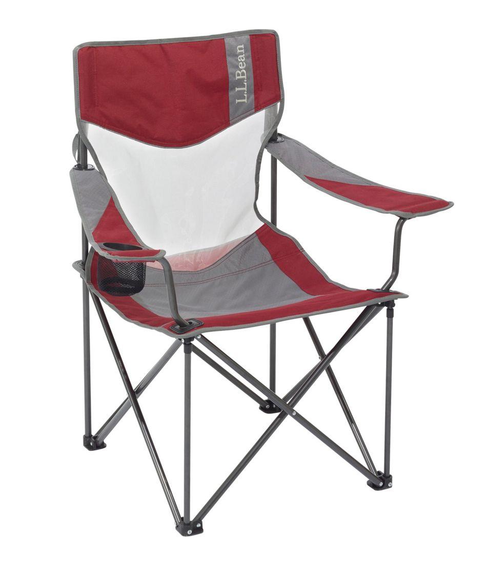 L.L.Bean Base Camp Chair
