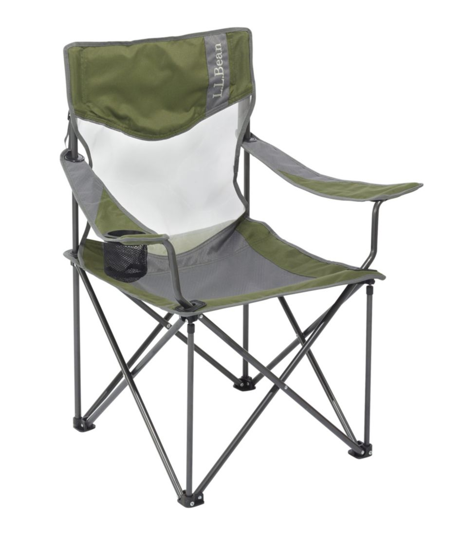 L.L.Bean Base Camp Chair