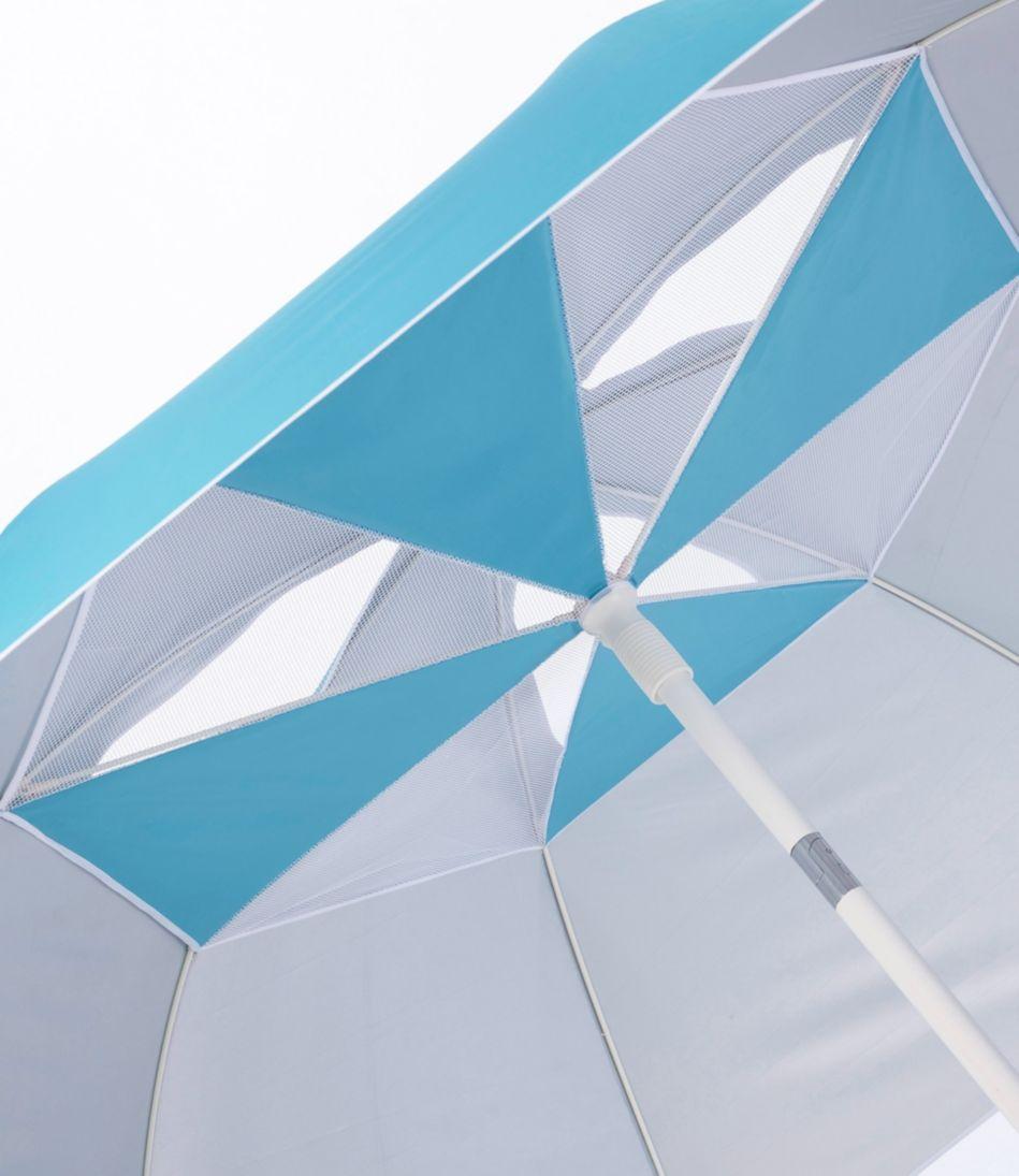 L.L.Bean Wind Challenger Beach Umbrella