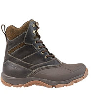 Men's Storm Chaser Lace-Up Boots with Arctic Grip
