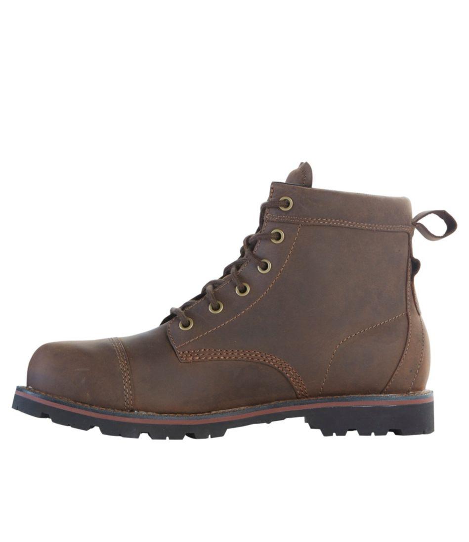 Men's East Point Casual Cap-Toe Boots, Waterproof