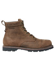 Men's East Point Casual Cap-Toe Boots, Waterproof