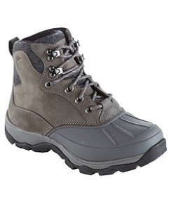 Storm Chaser Boots with Arctic Grip, Lace-Up