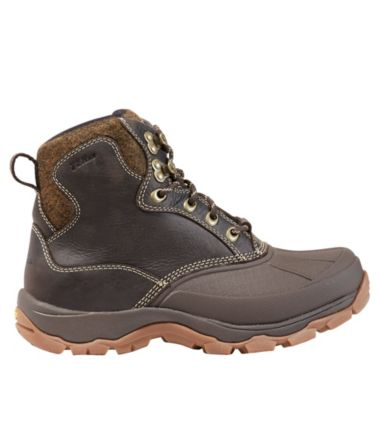Women's Storm Chaser Boots with Arctic Grip, Lace-Up