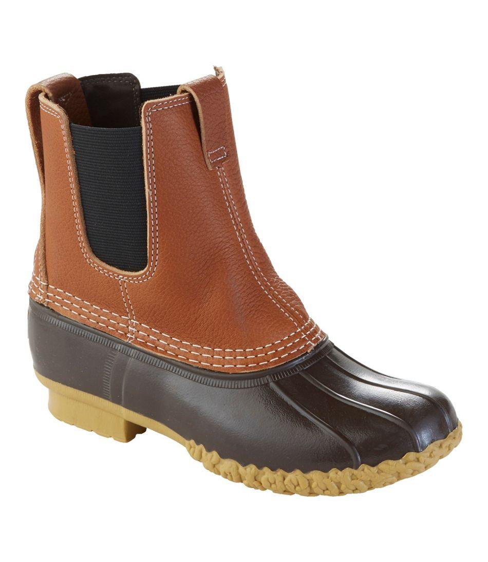 "Women's Bean Boots, 7"" Chelsea"