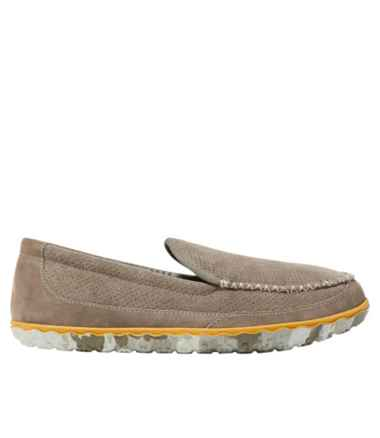 Men's Mountain Slippers, Perforated