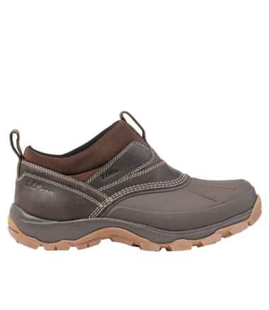 Men's Storm Chaser Slip-On Shoes with Arctic Grip