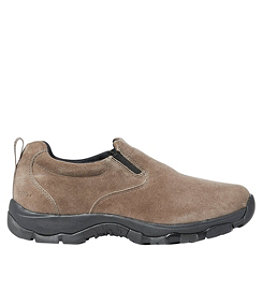 Men's Insulated Waterproof Comfort Mocs, Arctic Grip