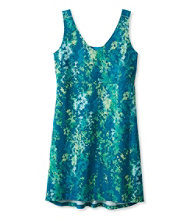 All Day Active Dress, Sleeveless Print