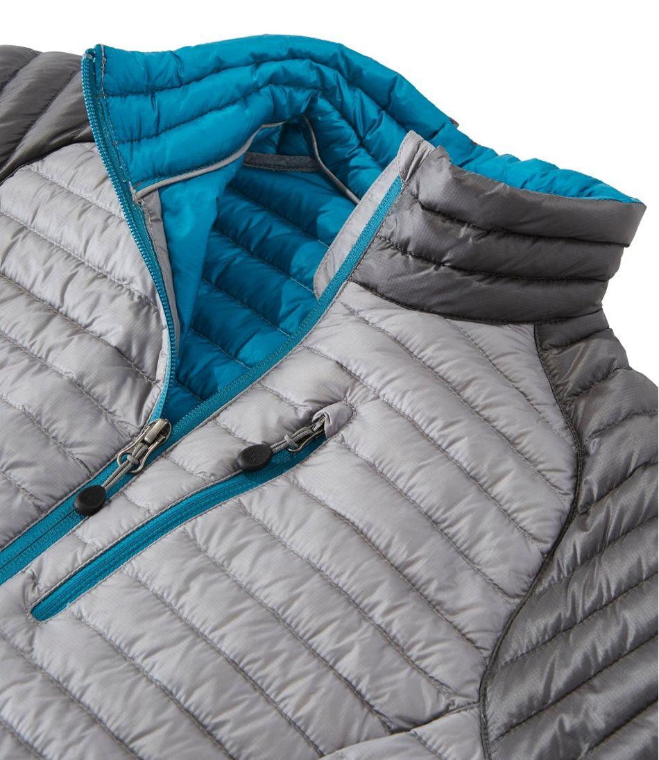 Ultralight 850 Down Sweater, Colorblock