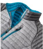 Women's Ultralight 850 Down Sweater, Colorblock