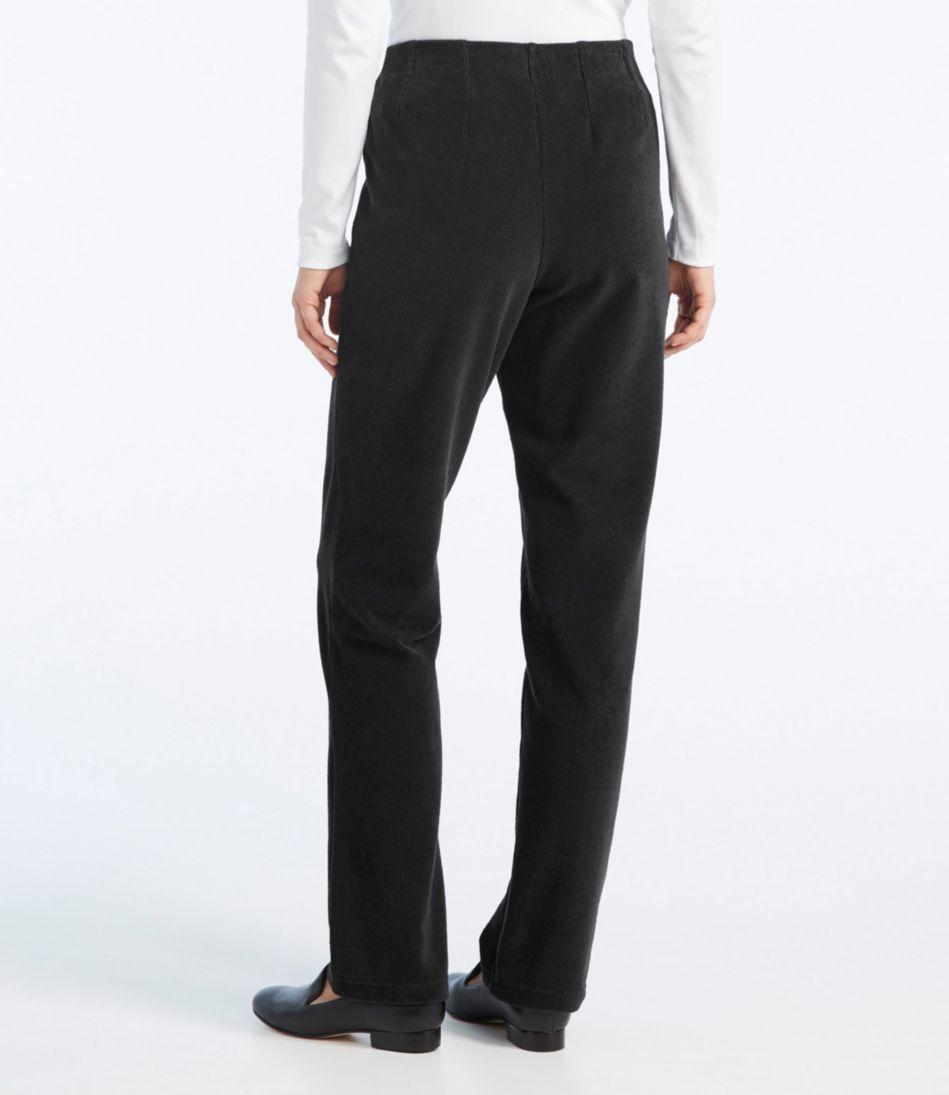 Perfect Fit Knit Cords, Slim-Leg