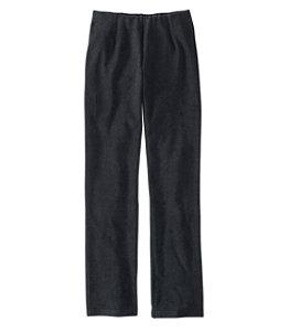 Women's Perfect Fit Knit Cords, Slim-Leg