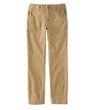 Essential Utility Chinos, Favorite Fit Slim-Leg