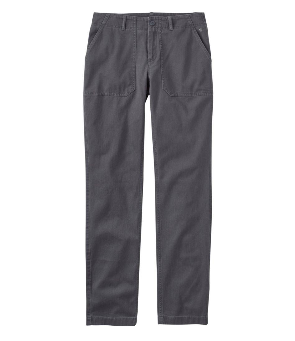 Essential Utility Chinos, Favorite Fit Slim-Leg