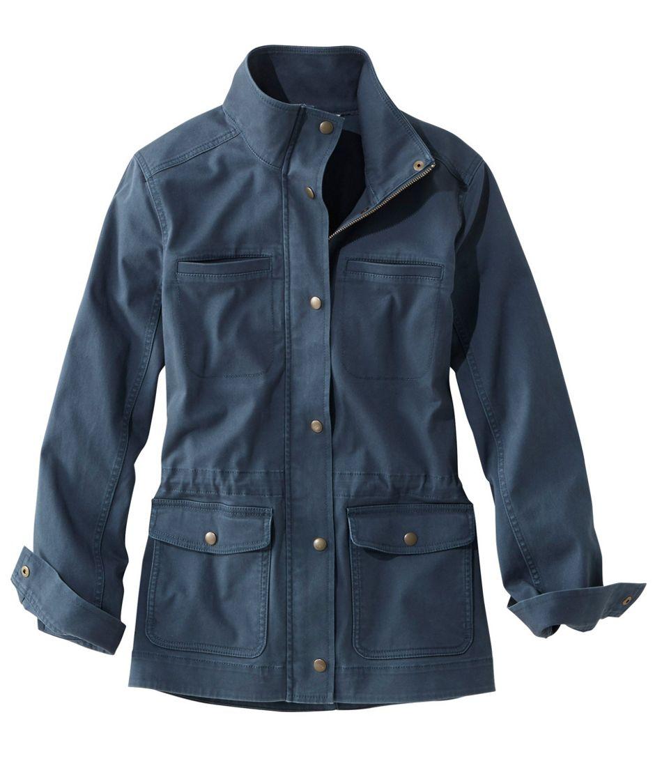 Women's Classic Utility Jacket