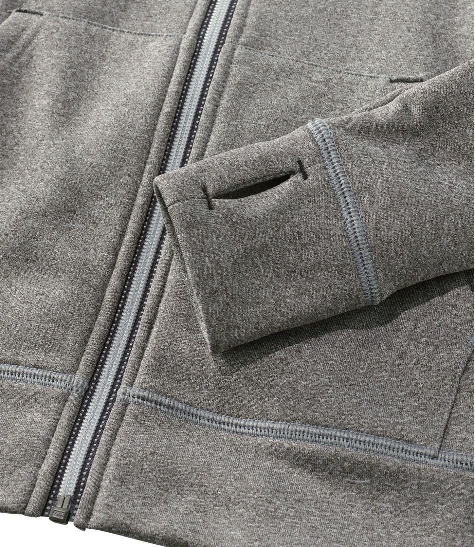 Boys' Mountain Fleece Hoodie, Full-Zip Colorblock
