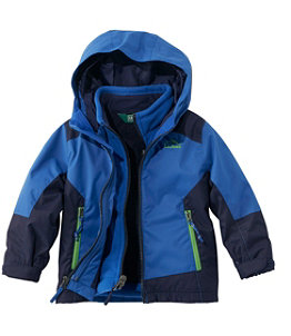 Toddlers' Wildcat 3-in-1 Parka