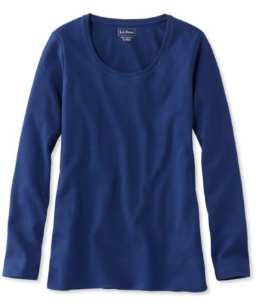 L.L.Bean Tunic, Long-Sleeve