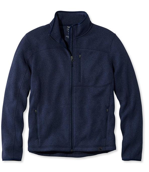 Bean's Sweater Fleece, Full-Zip Jacket, , large image number 0