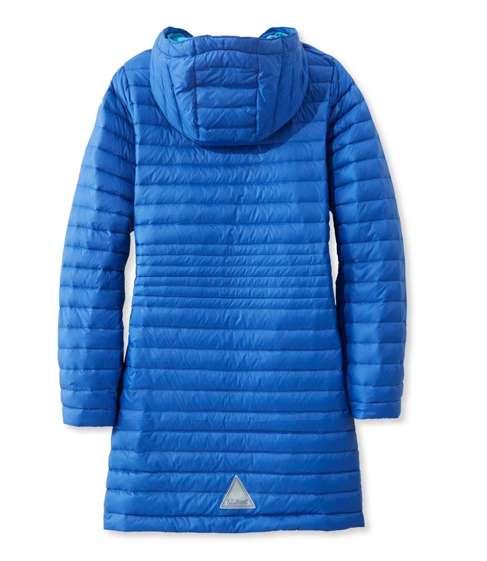 Girls' Ultralight Down Sweater Coat
