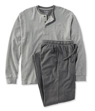 L.L.Bean Interlock Pajamas