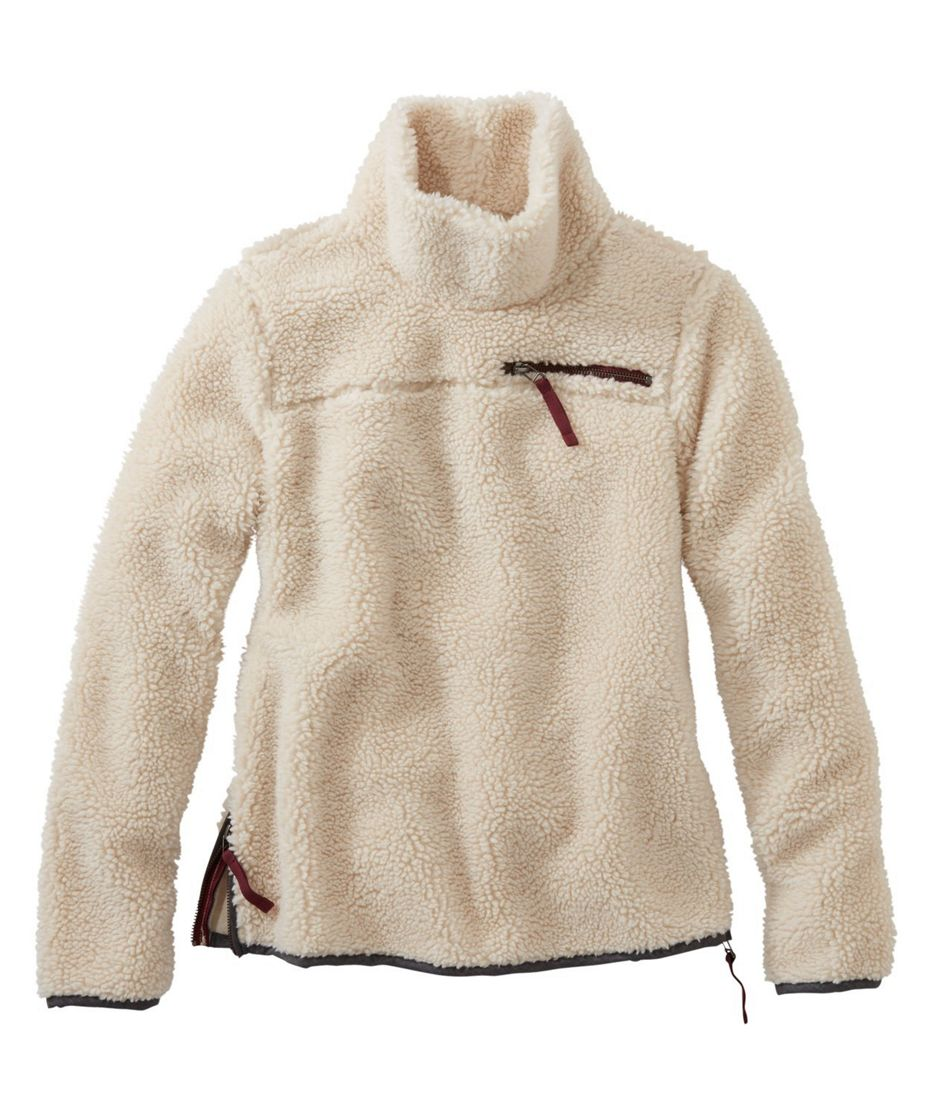 Signature Fleece Pullover