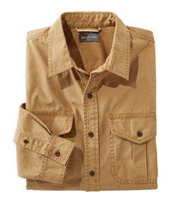 Signature Washed Field Shirt