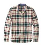 Signature Stretch Flannel Shirt, Slimmest Fit Plaid