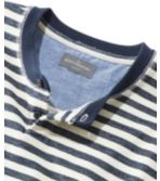 Signature French Terry Tee, Short-Sleeve Stripe