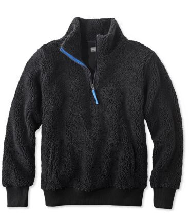 Signature High-Pile Fleece, Quarter-Zip
