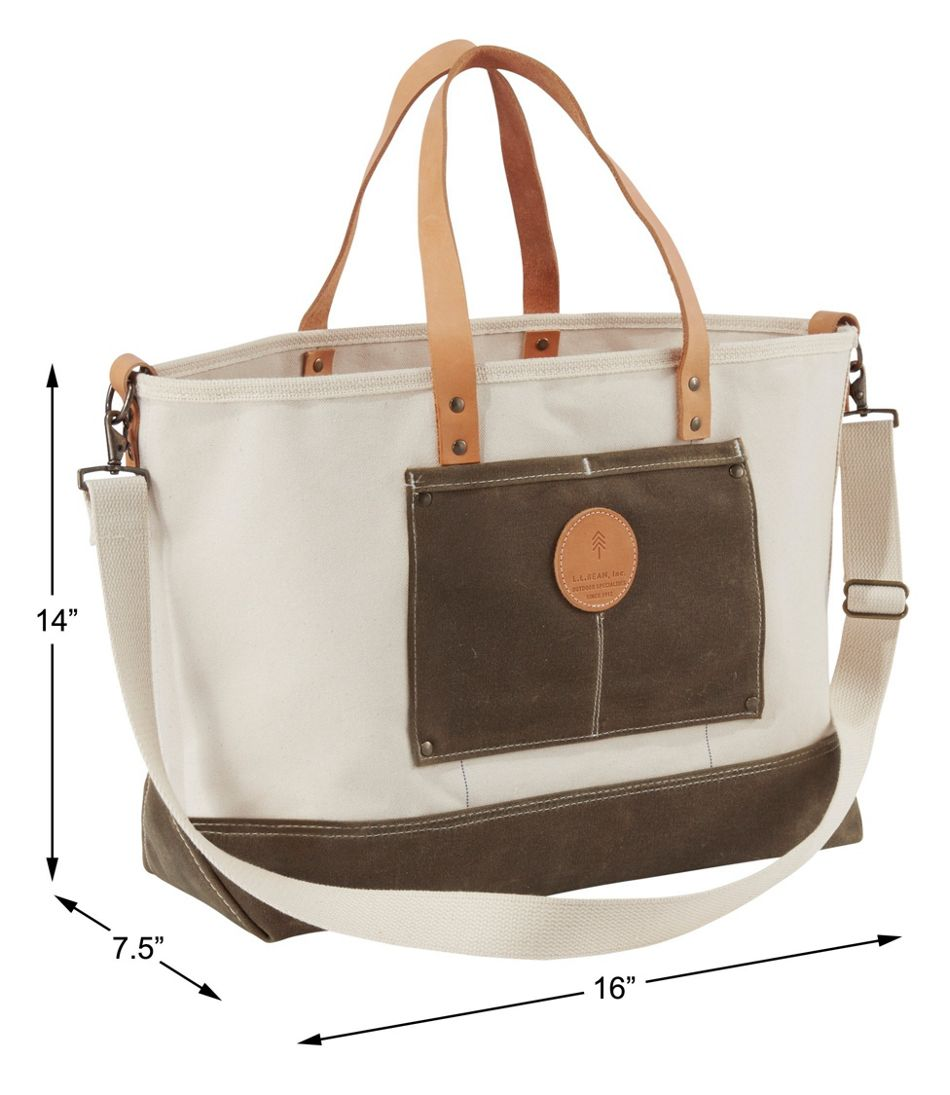 Utility Boat and Tote