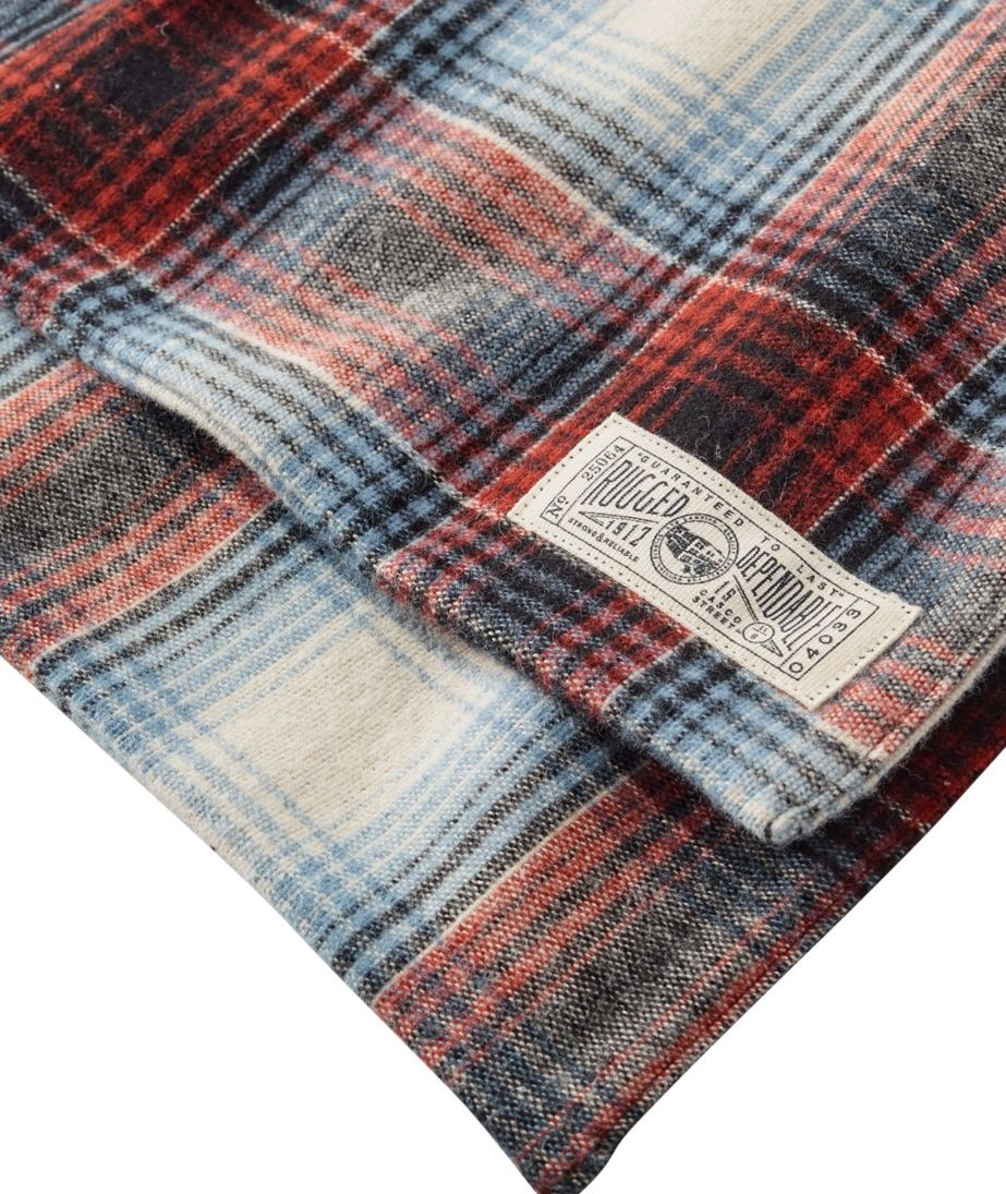 Signature Chamois Cloth Scarf, Men's