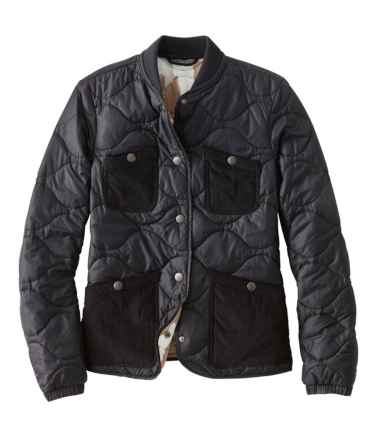 Signature Packable Quilted Jacket