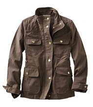 Signature Waxed Field Jacket