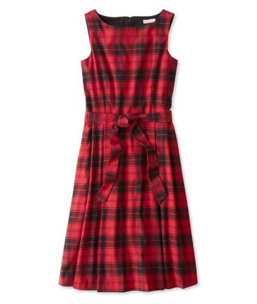 The Signature Flannel Dress, Plaid