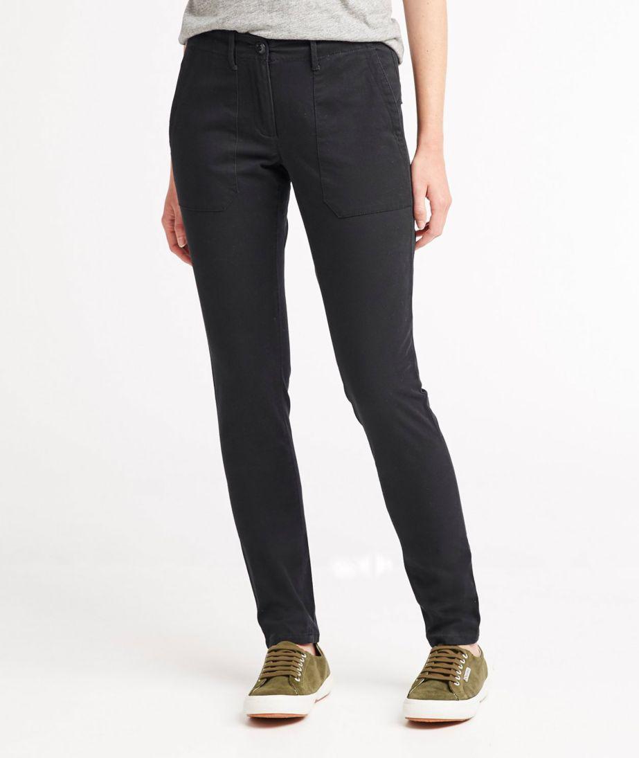Signature Slim Utility Pants