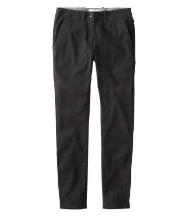 Signature Slim Utility Pants