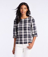 Signature Double-Cloth Flannel Popover