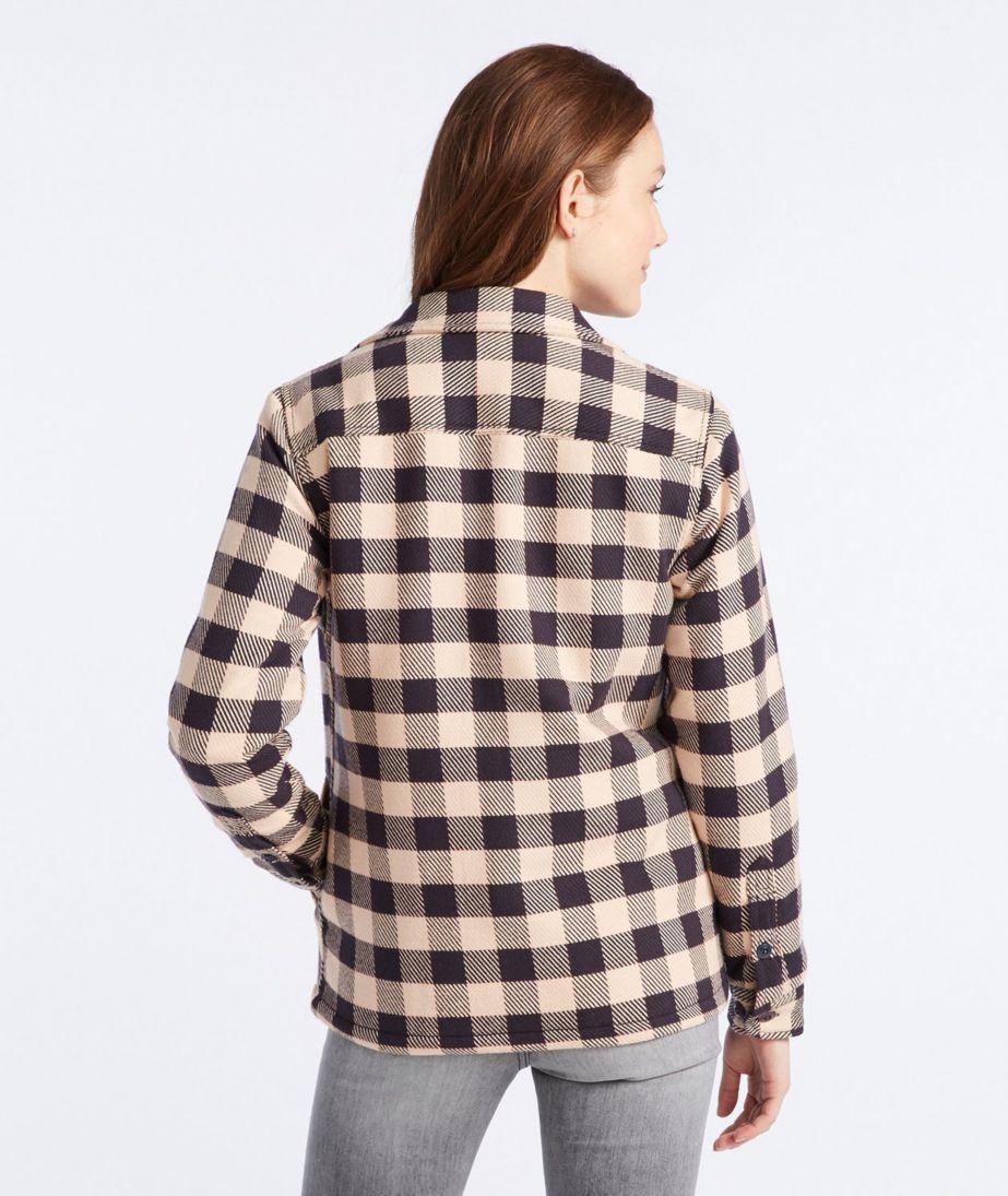 Signature Chamois Shirt Jacket, Plaid