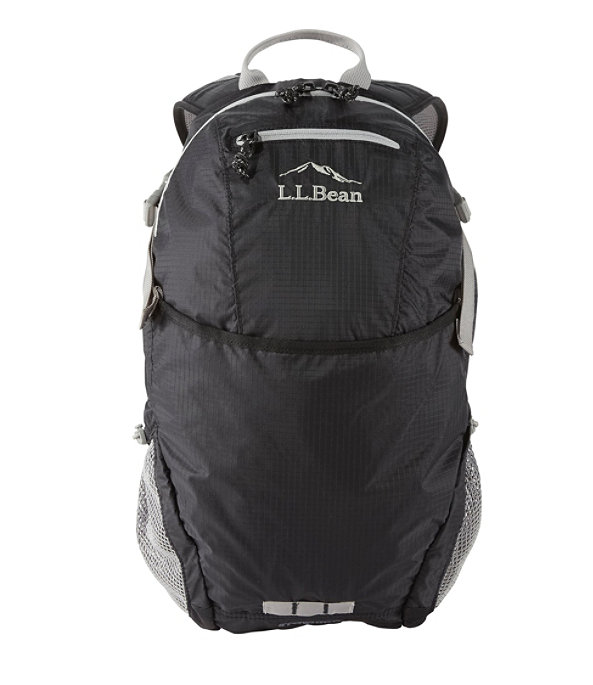 L.L.Bean Stowaway Day Pack, Black, large image number 0