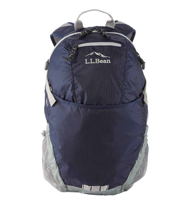 L.L.Bean Stowaway Day Pack, Bright Navy, large image number 0