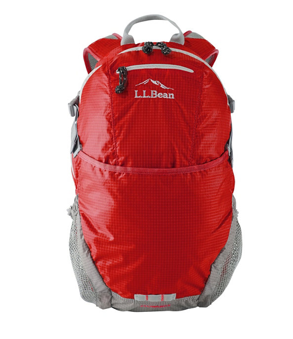 L.L.Bean Stowaway Day Pack, Lava, largeimage number 0