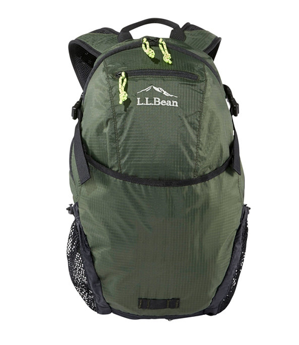 L.L.Bean Stowaway Day Pack, Deep Loden, large image number 0