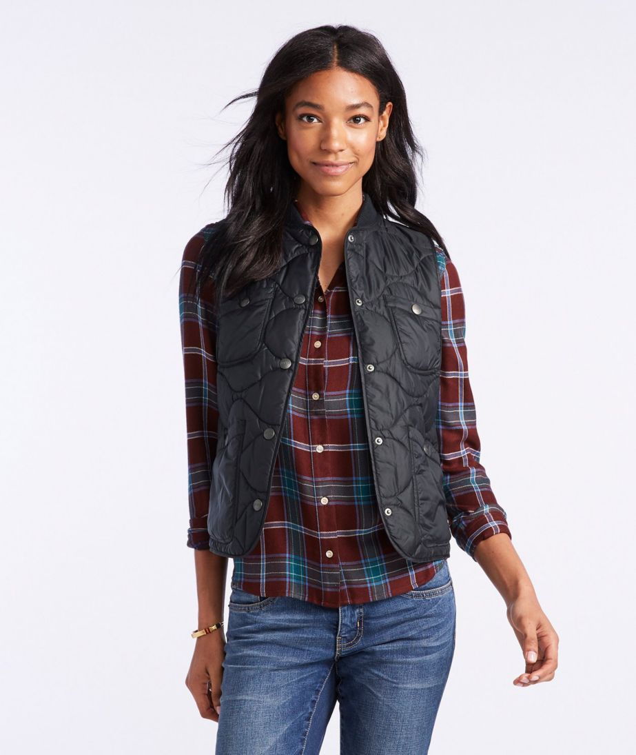 Signature Packable Quilted Vest